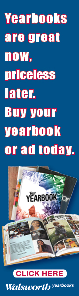 Buy a Yearbook or Ad