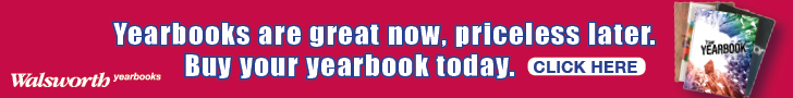 Yearbooks are great now, priceless later. Buy a Yearbook today